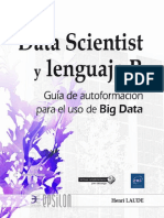 Data Scientist y lenguaje R. Guía de autoformación para el uso de Big Data - Henri LAUDE