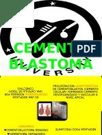 expo-cementoblastoma-patologia 2.pptx