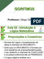 ALG 02 - Logica Matematica1