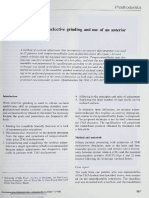 occlusal adjustment by selective grinding use of an anterior deprogrammer.pdf