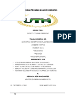 GARANTIAS CONSTITUCIONALES O RECURSOS