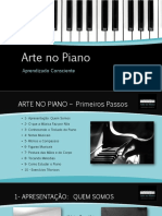 arte no piano - ebook i - primeiros passos