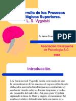Vargas, Jaime - El Desarrollo de los Procesos Psicológicos Superiores de Vigotsky