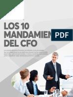 8 eBook Los 10 mandamientos del CFO