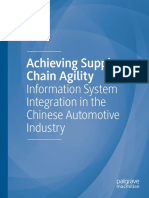 +Achieving Supply Chain Agility_Information System Integration in the Chinese Automotive Industry
