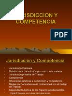 SEGUNDA UNIDAD. JURISDICCION Y COMPETENCIA