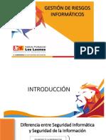 GESTIÓN DE RIESGOS INFORMATICOS- INTRODUCCION Y CONCEPTOS DE SEGURIDAD.pdf