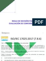 4 Capacitacion regla de decision.pps