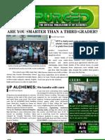 PURGED! AY2010-2011 Issue 1