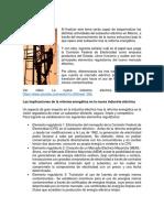 U3 LA REFORMA ENERGÉTICA DE MÉXICO Y SUS OPORTUNIDADES