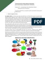 FICHA LA CONDICION FISICA 10 - 11