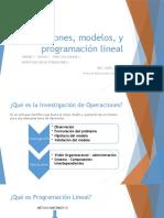 Sesión 1 LAB- Decisiones, modelos, y programación lineal