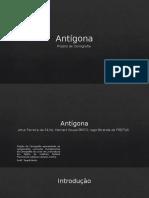 Projeto de Antígona.pptx