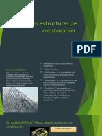 Acero en estructuras de construcción