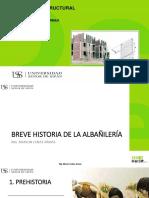 2. Breve historia de la albañilería