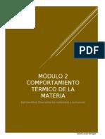 módulo 2 Comportamiento TÉRMico de la materi1.docx