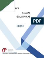 GUÍA CELDAS GALVÁNICAS