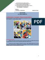 LECTURA La historieta. GRADO OCTAVO.pdf