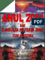 Previziuni astrologice pentru 2011