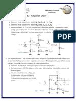 bjt amplifier sheet 1.pdf