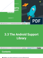 03.3 The Android Support Library
