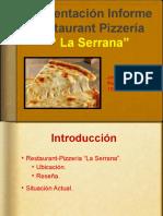 Presentacion La Serrana MKT REL