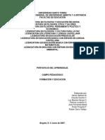 AJUSTES AL PORTAFOLIO FORMACION Y EDUCACION[1]
