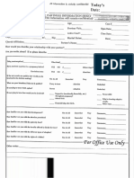 Male Partner Information Sheet