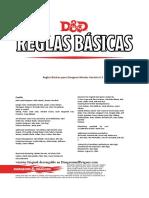 D&D reglas básicas DM 5ª 0.3.docx