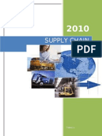 Supply Chain Management --Final