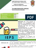 Eq#7 Prestacion de Servicios IEPS