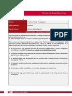 Guía de Proyecto de Práctica PGSySL - Investigación-1