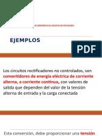PARAMETROS DE RENDIMIENTO DE CIRCUITOS RECTIFICADORES EJEMLOS.pptx