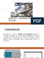 Aula 05 - Análises de Fourier_2020