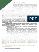 O Homem como Ser Político.pdf