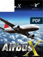 Manual Airbus X Step by Step Span