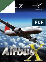 Manual Airbus X Step by Step Span