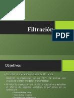 Presentación EXPO Filtración equipo nuevo