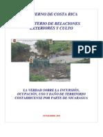 LA VERDAD de Costa Rica | Conflicto Costa Rica Nicaragua