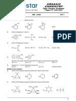 Organic Basics (Degree & DBE) 1