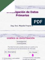 Inv Datos Primarios