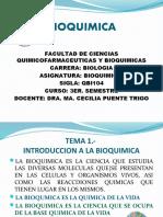 BIOQUIMICA - BIOLOGIA-1