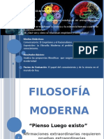5 - Filosofia Moderna