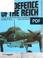 Defence of the Reich - Hitlers Night Fighter Planes and Pilots (231 P , Scan)