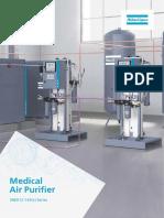 MED12 142plus Medical Air Purifier ISO Sales Leaflet en 2212021829