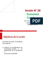 Sesión 28 - Economía Circular