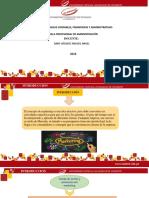 ACCIONES DEL MARKETING - cambio de accion