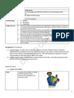 activity sheet Entrep
