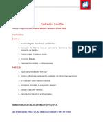 Guía Clase 5. Mediación Familiar