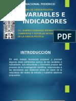 Variable e Indicadores - Grupo 6.pptx